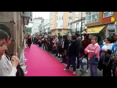 Nova xornada de desfiles na gran festa da moda de Sarria