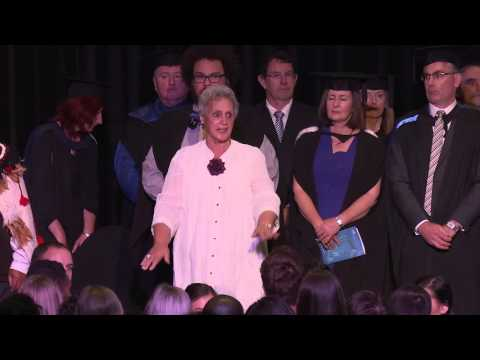 NMIT 2015 Graduation Nelson - morning ceremony