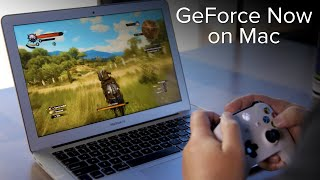 GeForce Now: This is the best Mac gaming is going to get