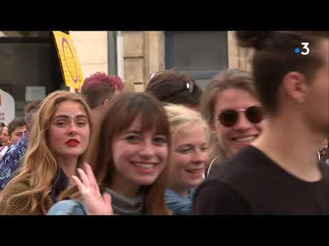 Motards, LGBT et gilets jaunes : un samedi de manifestations à Caen