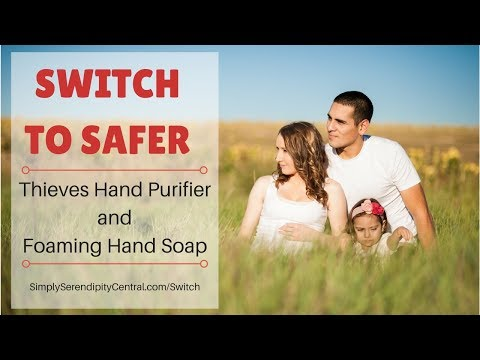 NonToxic Home - Switch to Safer Product: Hand Care