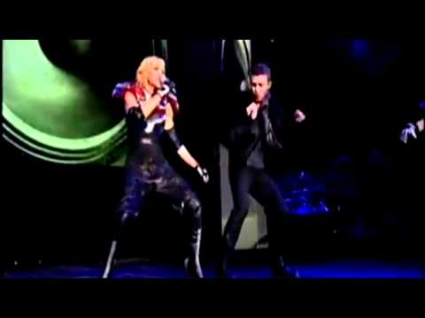 Madonna & Justin Timberlake: 4 Minutes (Live) (fanmade)