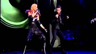 Madonna Justin Timberlake 4 Minutes Live Fanmade
