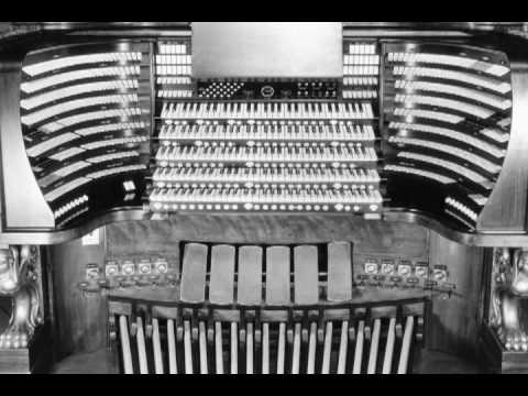 Atlantic City Convention Hall Pipe Organ - Hess Collection HQ