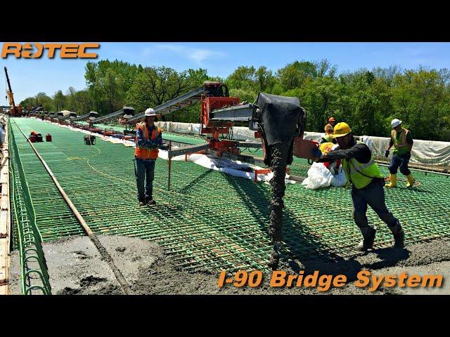 Rotec Bridge System I-90