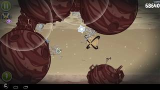Angry Birds Space Mirror Worlds Red Planet Mirror World Level M5 9  97940