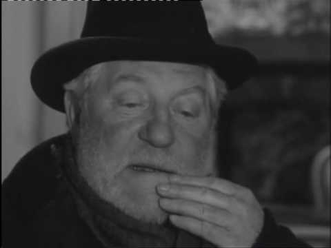 Interview de Jean Gabin