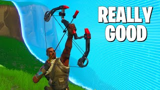 *NEW* Explosive Bow Is AMAZING - Fortnite New Weapon Update