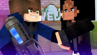 Minecraft THE FLASH - CAPTAIN COLD AND LUCAS (Minecraft Roleplay)