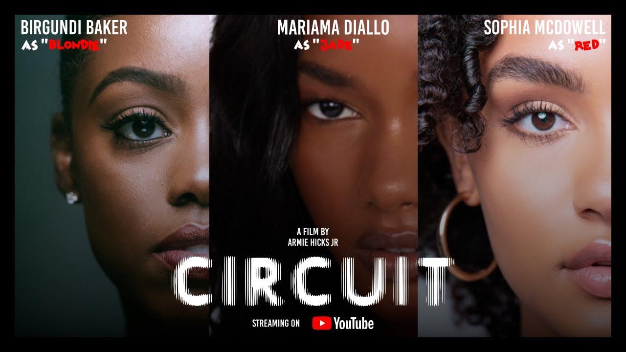 "Circuit - ""A Raw & Riveting Short Film on Sex Trafficking"" Starring Birgundi Baker"