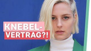Ex-Kandidatin über GNTM - Was steht WIRKLICH im Vertrag?⎜Auf Klo mit Maja Manczak
