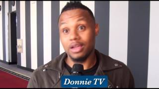 Todd Dulaney talks about his single THE ANTHEM