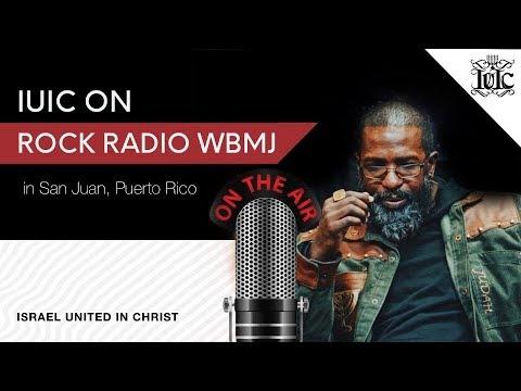 IUIC on Rock Radio WBMJ in San Juan, Puerto Rico