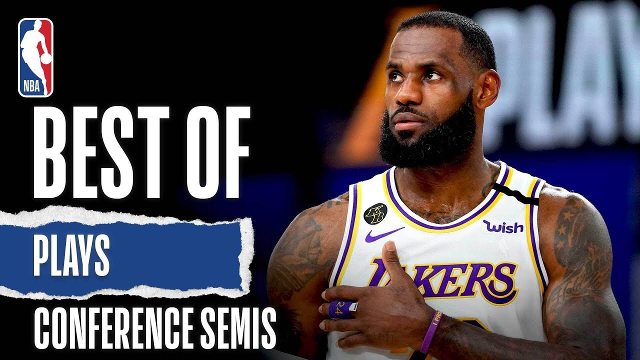 Best Of Plays | 2020 NBA Conference Semifinals