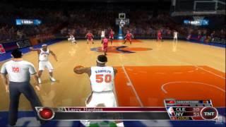 NBA 08 PS2 Gameplay HD