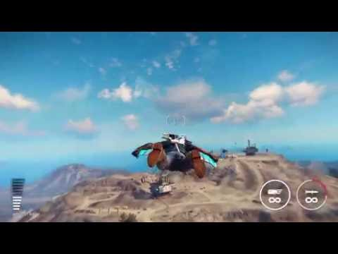 Just Cause 3: Lightning God #2