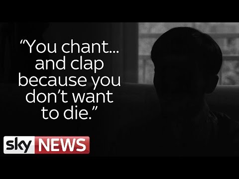 Exclusive Interview With North Korea Defector: 'You Clap To Stay Alive'