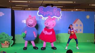 PEPPA PIG Live! Summertime Fun Live Show! Featuring Peppa and George!