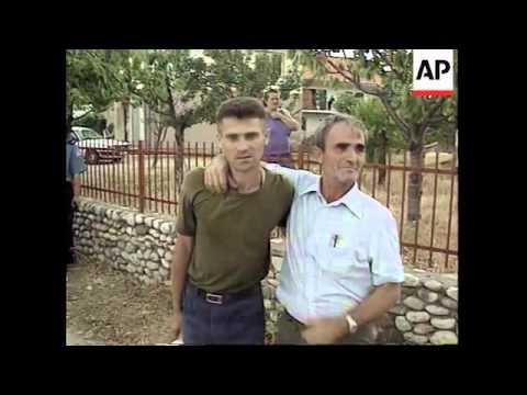 Bosnia - Prisoners handed over
