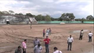 NUEVO ESTADIO DE FÚTBOL DEL BARRIO CÁNDIDO LEGUÍZAMO
