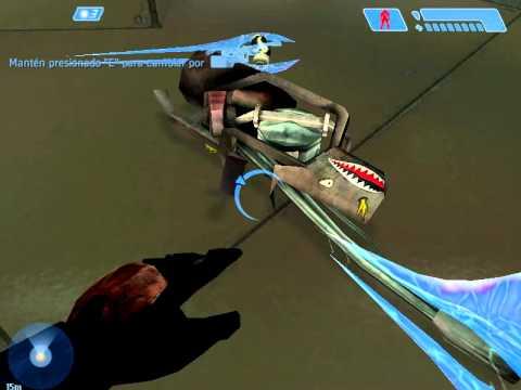 Halo custom edition halo ce mod espada energetica youtube for Portent halo ce