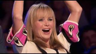 Repeat youtube video Peter Coghlan - Cross Dresser - Britains Got Talent 2009 Ep2