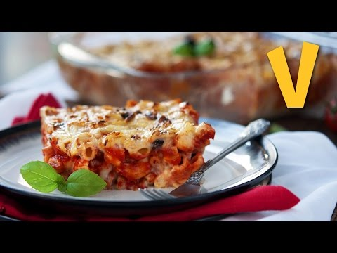 Oven Baked Pasta