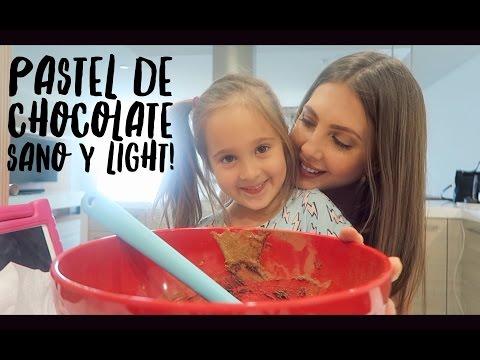 PASTEL / TORTA DE CHOCOLATE LIGHT