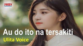 Lagu Batak Terbaru - Ulita Voice Au Do Na Tersakiti Cipt. Abidin Simamora | Video Lirik |