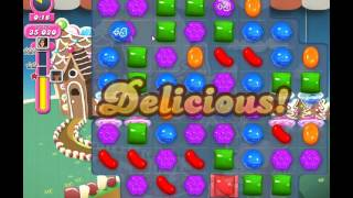 Candy Crush Saga Level 151 with no boosters!