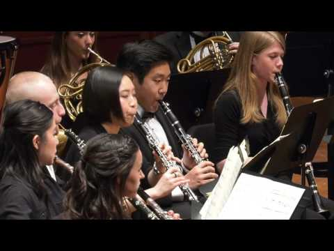 UMich Symphony Band - Beethoven - Symphony no .1 in C Major,