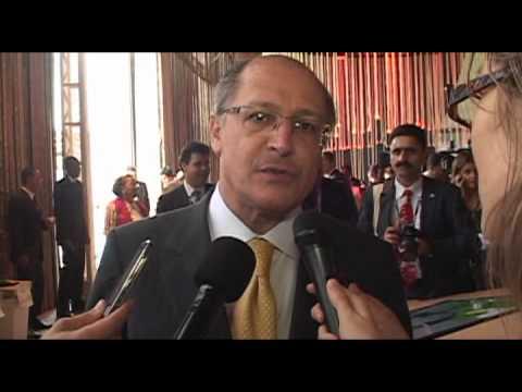 Geraldo Alckmin- Entrevista Rio+20