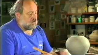 Making Beautiful Marks on Pottery with Fluting, Carving and Painting with Wax | Robin Hopper
