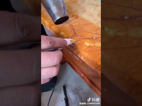 Как починить стол с помощью печенья