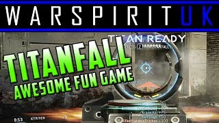 Titanfall: Awesome fun with Friends! Best Game! (PC 1080P)