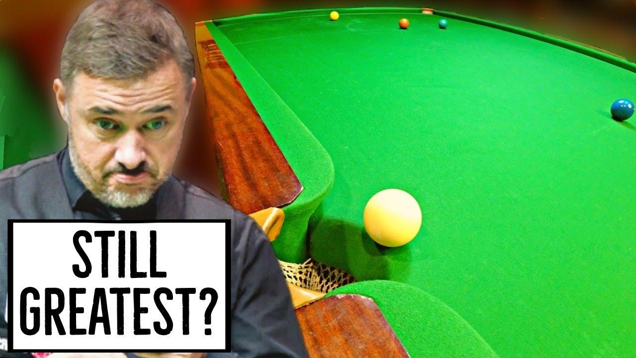 Stephen Hendry Greatest Snooker Shots Recreated