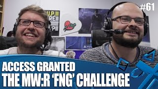 "Access Granted: Modern Warfare Remastered ""FNG"" Challenge"