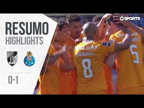 Highlights | Resumo: Vit. Guimarães 0-1 FC Porto (Liga NOS 2017/18 #34)