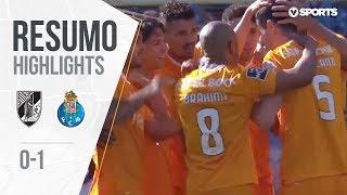 Highlights | Resumo: Vit. Guimarães 0-1 FC Porto (Liga 17/18 #34)
