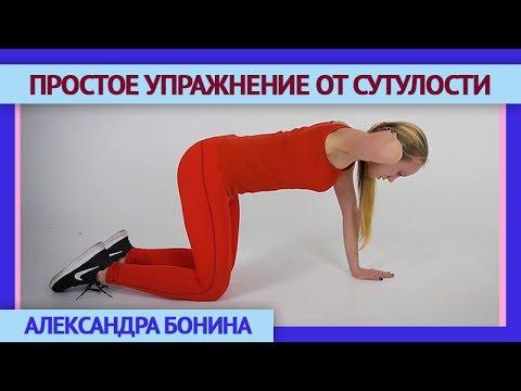 упражнения против шейного остеохондроза