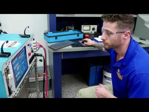 Advanced Motor Diagnostic Testing - Baker AWA Static Motor Analyzer