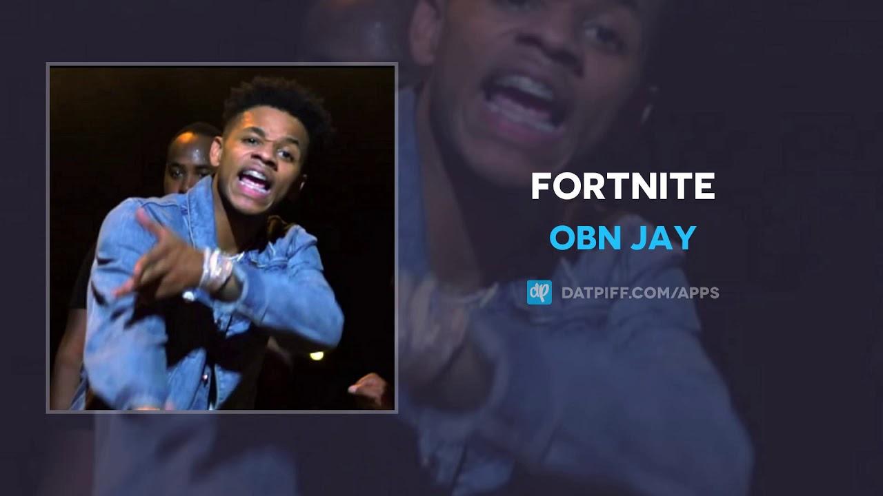 OBN Jay - Fortnite (AUDIO)