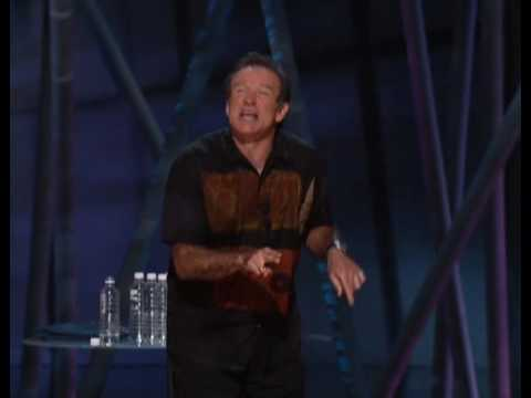 Robin Williams - The French