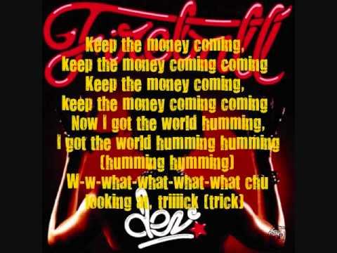 Dev- Fireball Lyrics