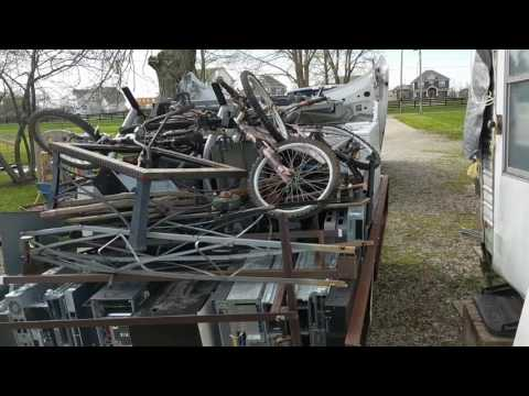 Scrap Haul with Prices Easter 2017