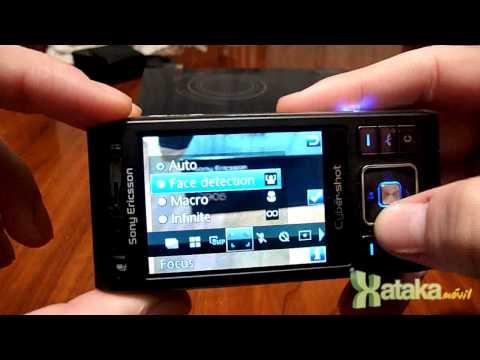 Revisión del Sony Ericsson C905