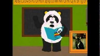 South Park Sexual Harassment Panda.