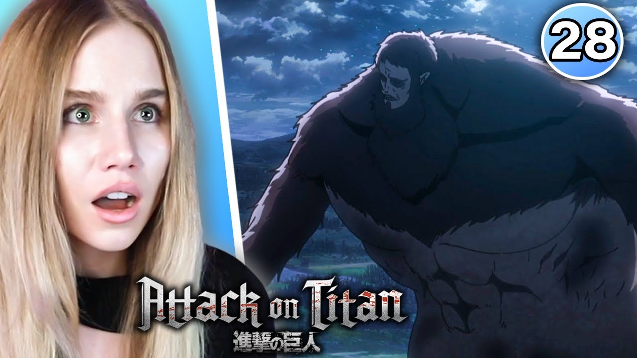 Download THE BEAST TITAN RETURNS!! - Attack On Titan S2 Episode 3 Reaction   Shingeki no Kyojin