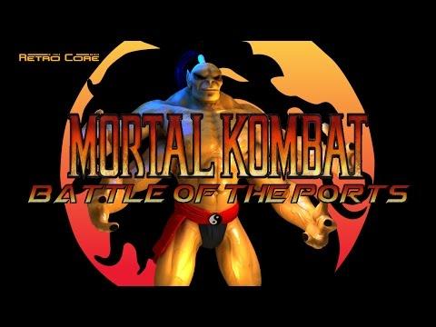 Battle of the Ports - Mortal Kombat   神拳降臨伝説 モータルコンバット (Show #53) 60fps