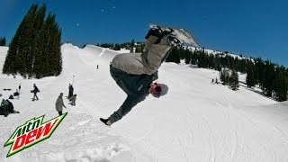 Danny Davis: Full Video | Peace Park 2014 | Mountain Dew